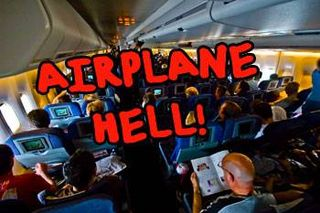 airplane hell
